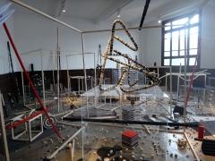 wystawowe zwierze 13. Istanbul Biennale, Turkey (15)