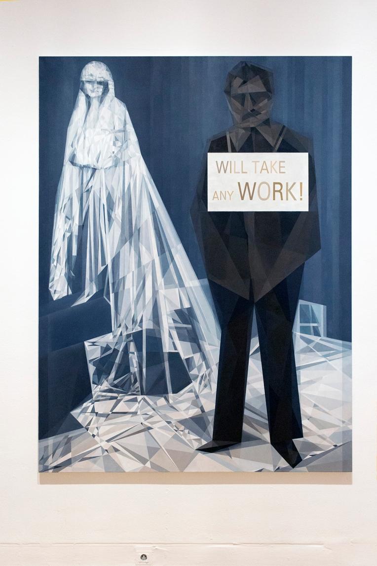 Anna Ostoya Zachęta narodowa galeria sztuki Wystawowe Zwierze (3)