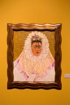 Frida Khalo Diego Rivera Wystawowe Zwierze (1)