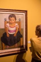 Frida Khalo Diego Rivera Wystawowe Zwierze (10)
