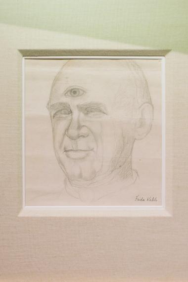 Frida Khalo Diego Rivera Wystawowe Zwierze (12)