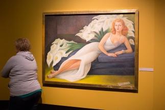 Frida Khalo Diego Rivera Wystawowe Zwierze (14)