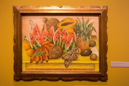Frida Khalo Diego Rivera Wystawowe Zwierze (16)