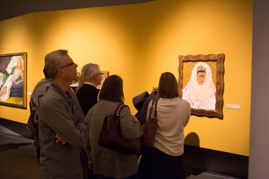 Frida Khalo Diego Rivera Wystawowe Zwierze (2)