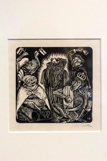 Frida Khalo Diego Rivera Wystawowe Zwierze (25)
