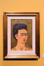 Frida Khalo Diego Rivera Wystawowe Zwierze (5)