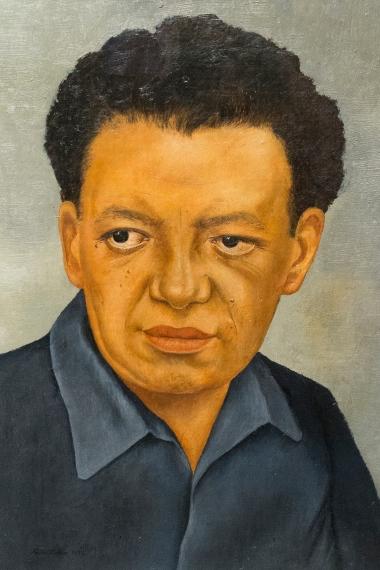 Frida Khalo Diego Rivera Wystawowe Zwierze (8)