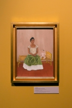 Frida Khalo Diego Rivera Wystawowe Zwierze (9)