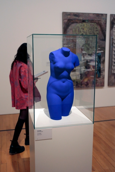 Ives Klein Muzeum Kolekcji Berarda w Lizbonie Portugalia Wystawowe Zwierze (16)