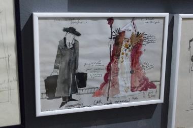 Kostiumy teatr Ryszard Kaja Arsenal Poznan Wystawowe Zwierze (28)