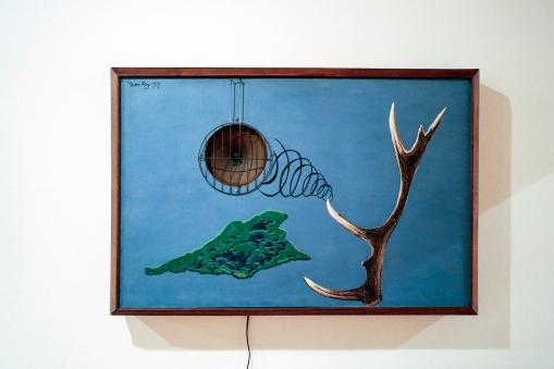 Man Ray Muzeum Kolekcji Berarda w Lizbonie Portugalia Wystawowe Zwierze (10)