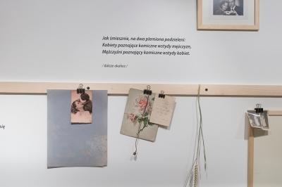 Moda slubna w PRL Muzeum Pana Tadeusza we Wroclawiu Wystawowe Zwierze (15)