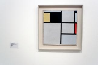 Mondrian Muzeum Kolekcji Berarda w Lizbonie Portugalia Wystawowe Zwierze (4)