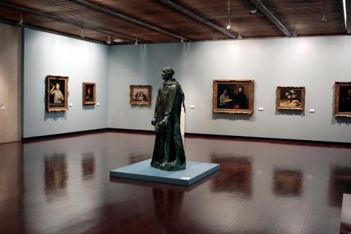 Muzeum Calouste Gulbenkiana Lizbona Portugalia Wystawowe Zwierze (11)
