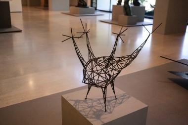 Muzeum Calouste Gulbenkiana Lizbona Portugalia Wystawowe Zwierze (20)