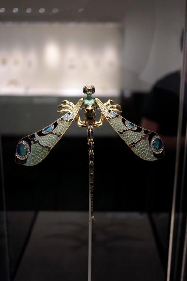 René Lalique Muzeum Calouste Gulbenkiana Lizbona Portugalia Wystawowe Zwierze (13)