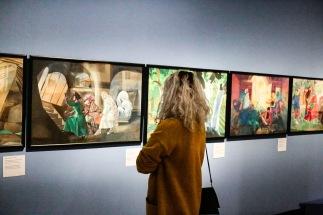 wystawa Muzeum Narodowe w Warszawie malarstwo Dorota Kuzniarska